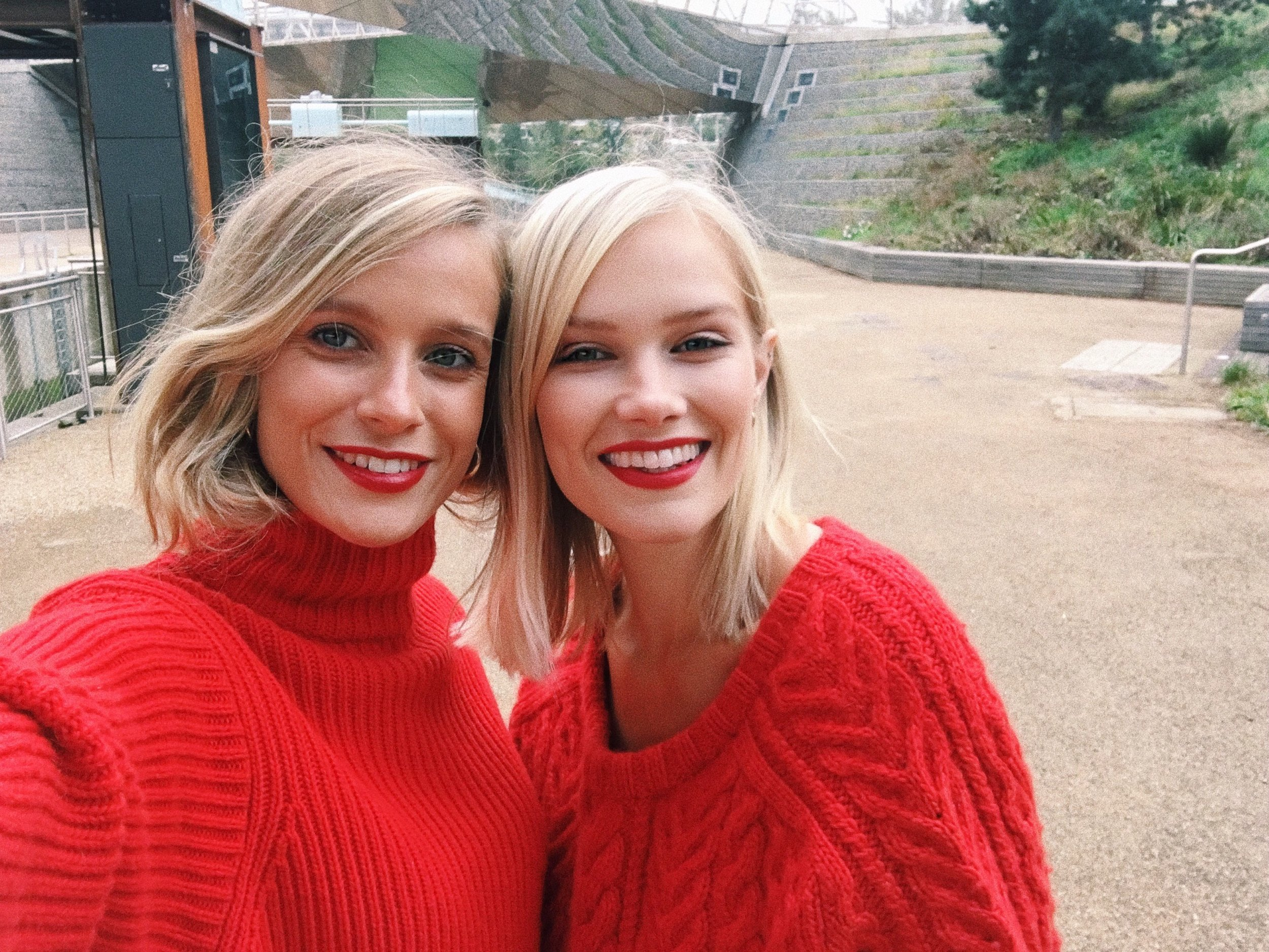 THE DUO - TODAY WE LOVE is run by German/Norwegian duo; Annabell and Sara who co-founded the award-winning blog the4ofus.co.uk in 2016 along with fellow model Zsanett Korosi. The trio ran the blog together for 3 years, winning multiple awards at the UK BLOG AWARDS in 2018.Below we're telling you a little bit about who we are, where we come from and what our backgrounds are. You will also find a little Q&A each of us has answered.Find more information about todaywelove.uk on our ABOUT page as well as the full Q & A's.