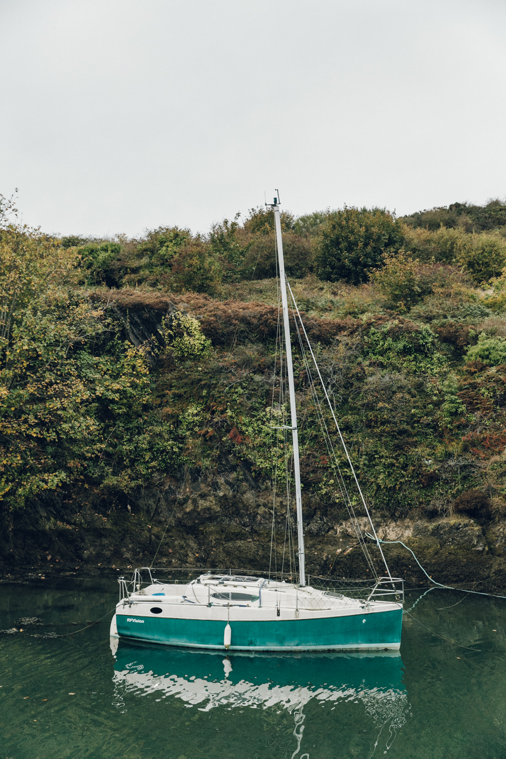 Haarkon Anglesey Boat