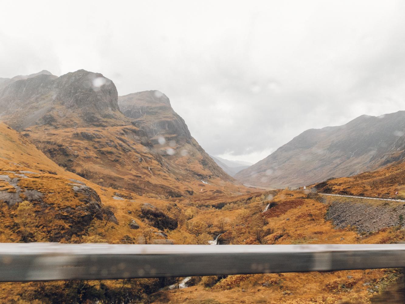 Haarkon Travel Glencoe Mountain Scotland