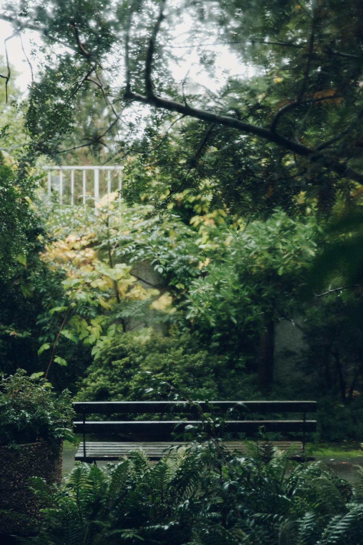 Haarkon Bench Structure Design Edinburgh Garden