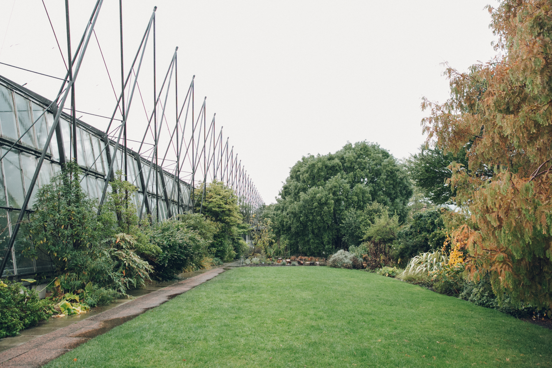 Haarkon Structure Edinburgh Building Glasshouse Architecture Design Garden
