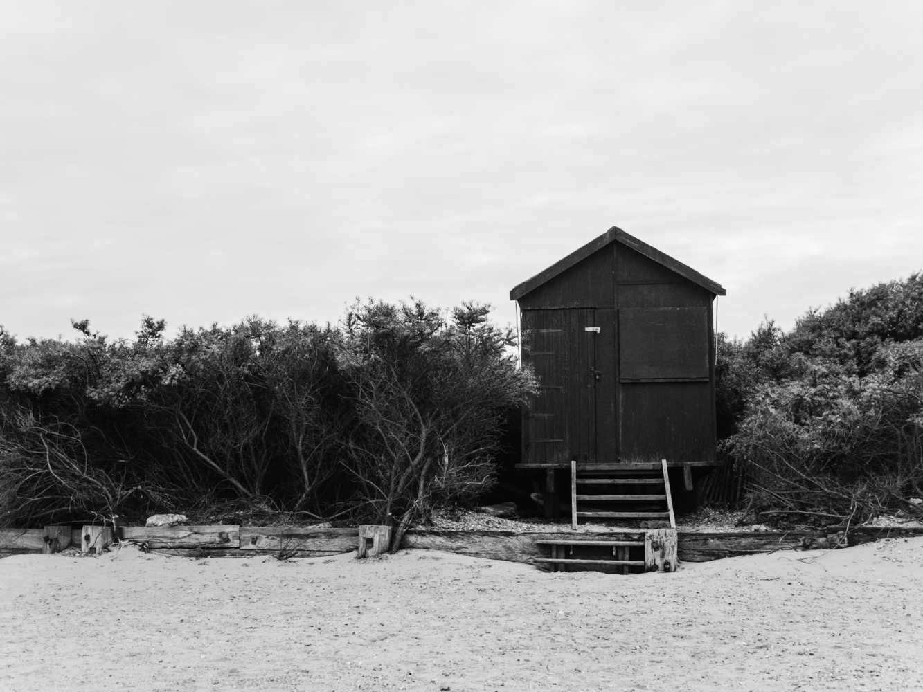 Haarkon Norfolk Hut Architecture Shed Building