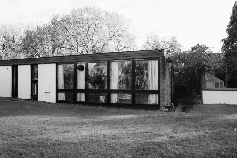 Haarkon House Modernist