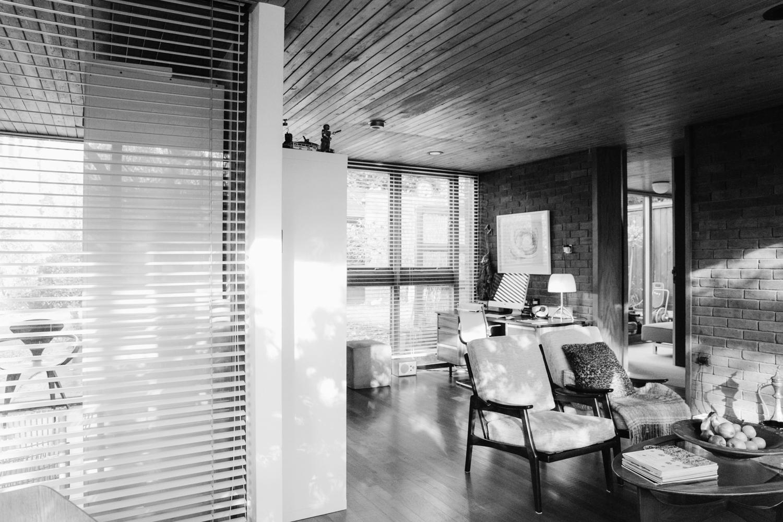 Haarkon Home Room Lounge Design Midcentury Mellor Patric Guest English Heritage