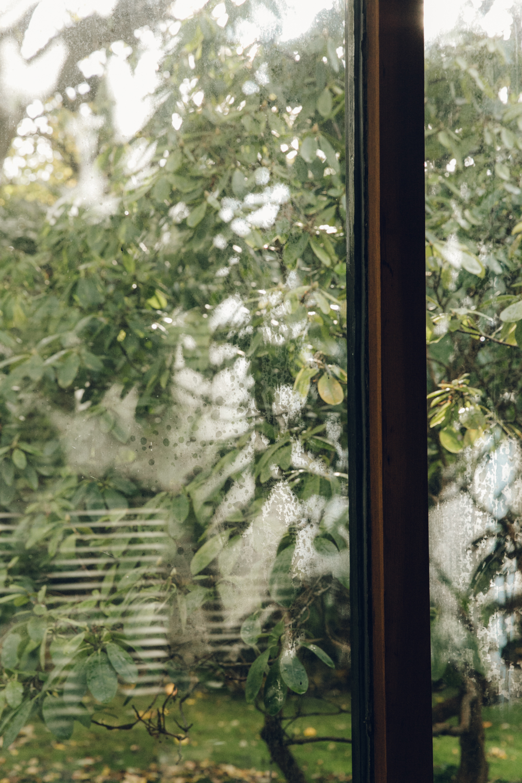 Haarkon Glass Window Design Architecture Garden Light
