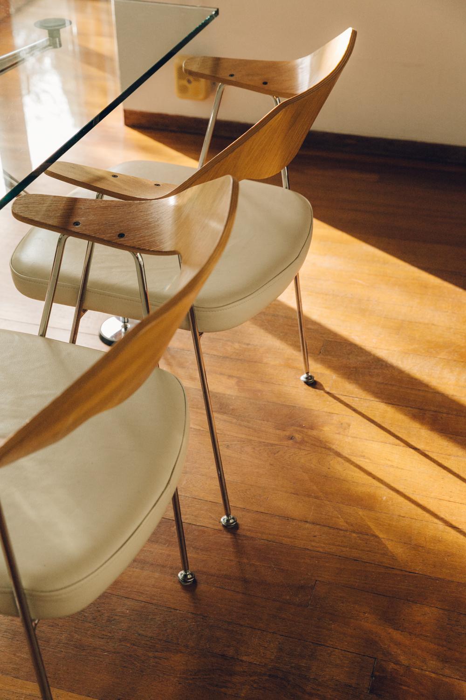 Haarkon Chair Design Modernism Techno