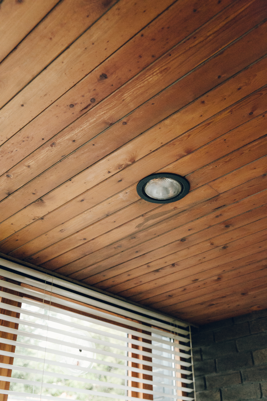 Haarkon Detail Light Design Roof Ceiling House Home