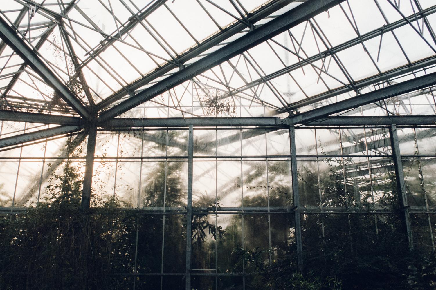 Haarkon Sky Light Architecture Building Glasshouse Shadow