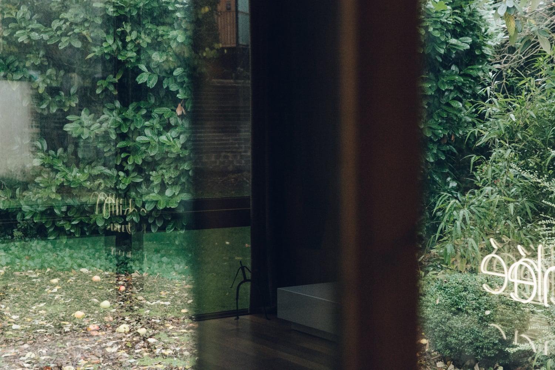 Haarkon House Design Architecture Modernist Interior garden green
