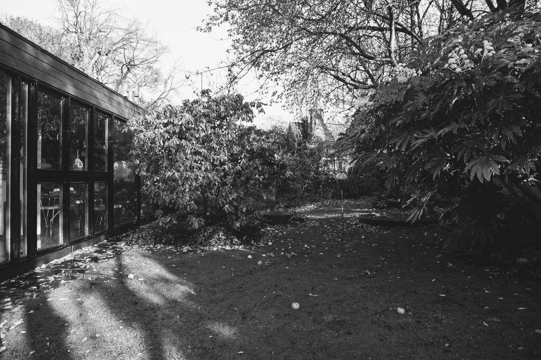 Haarkon House Design Architecture Modernist Interior garden