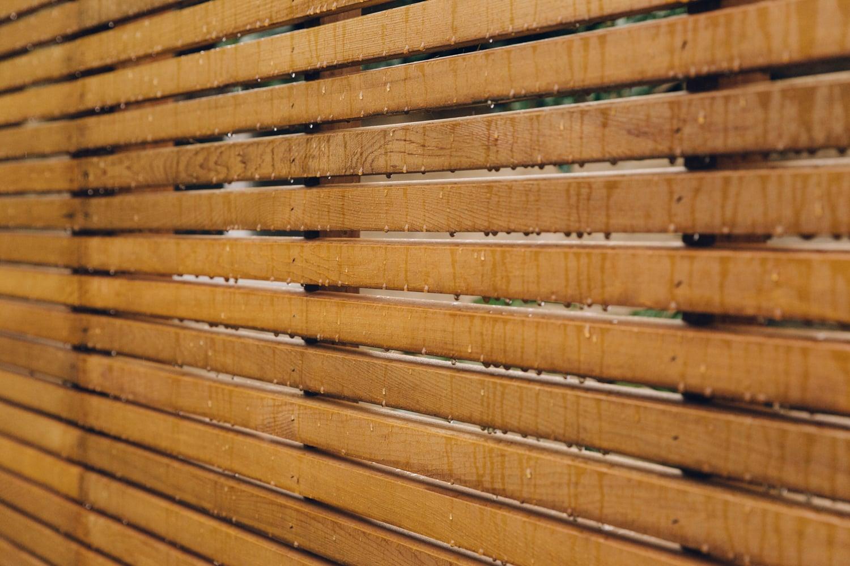 Haarkon House Design Architecture Modernist Interior fence