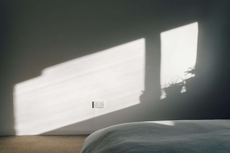 Haarkon Light Shadow Wall Bed Home Interior House