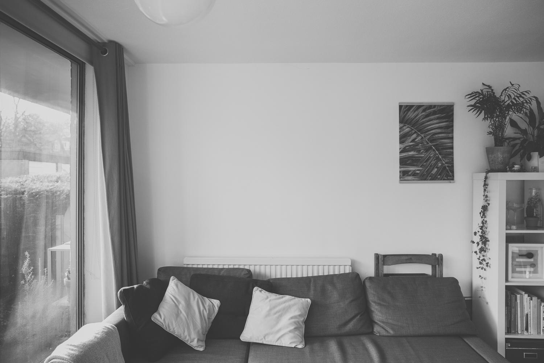 Haarkon Light Shadow Wall Bed Home Interior House Sofa Ikea