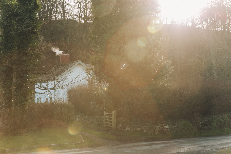 Haarkon Old Radnor Harp Cottage Wales Powys Accommodation Holiday