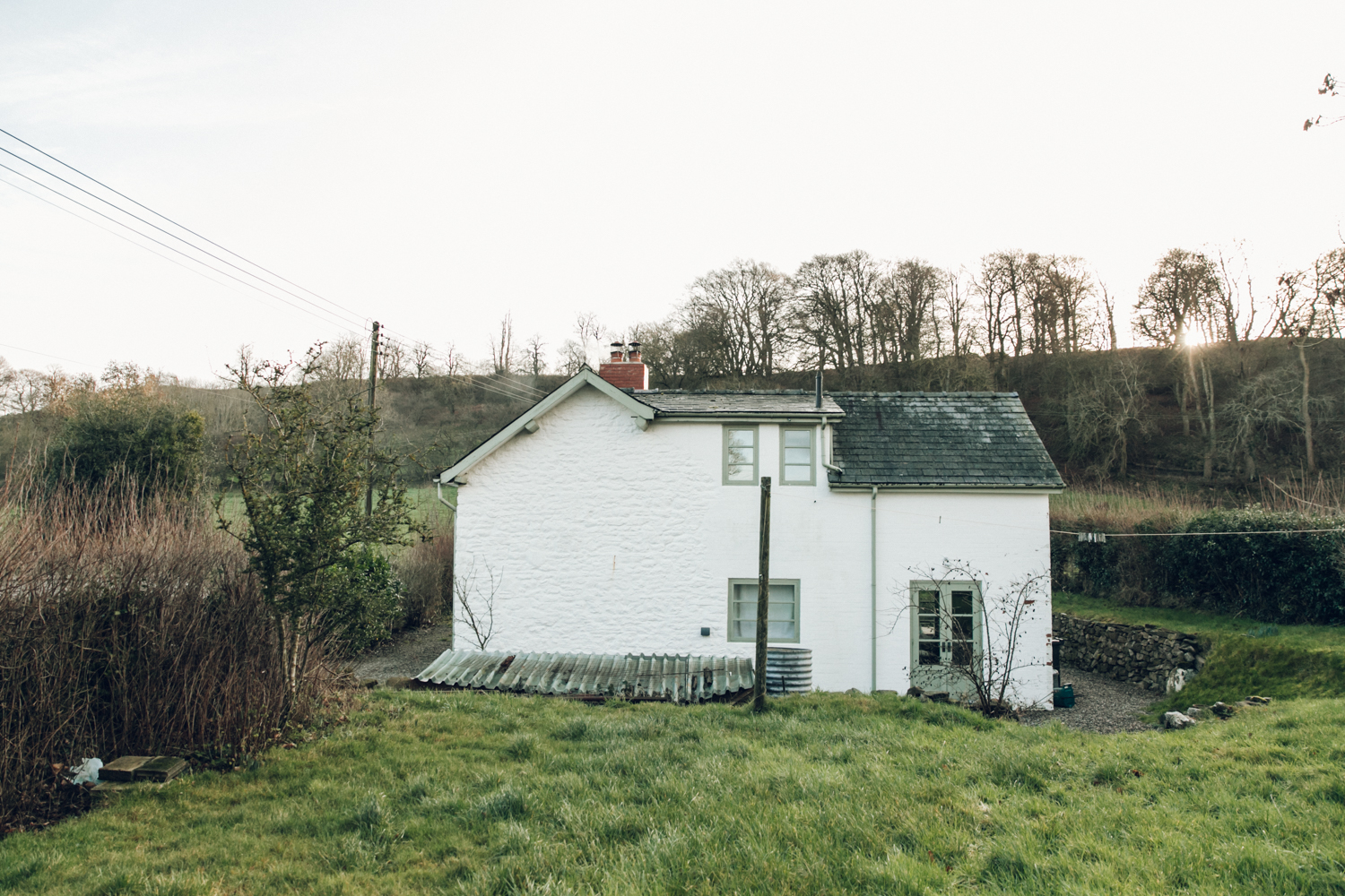 Haarkon Harp Cottage Holiday Self-catering Wales Old Radnor Countryside Interior Home