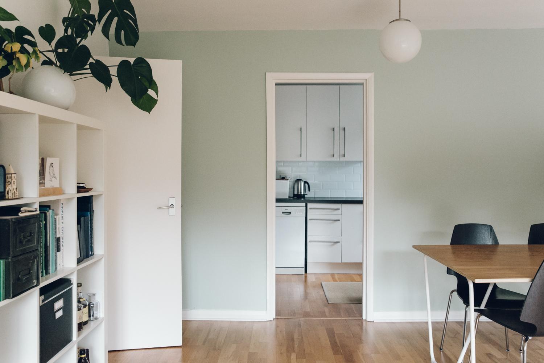 Haarkon House Home Interior room living decor design ikea plants kitchen layout
