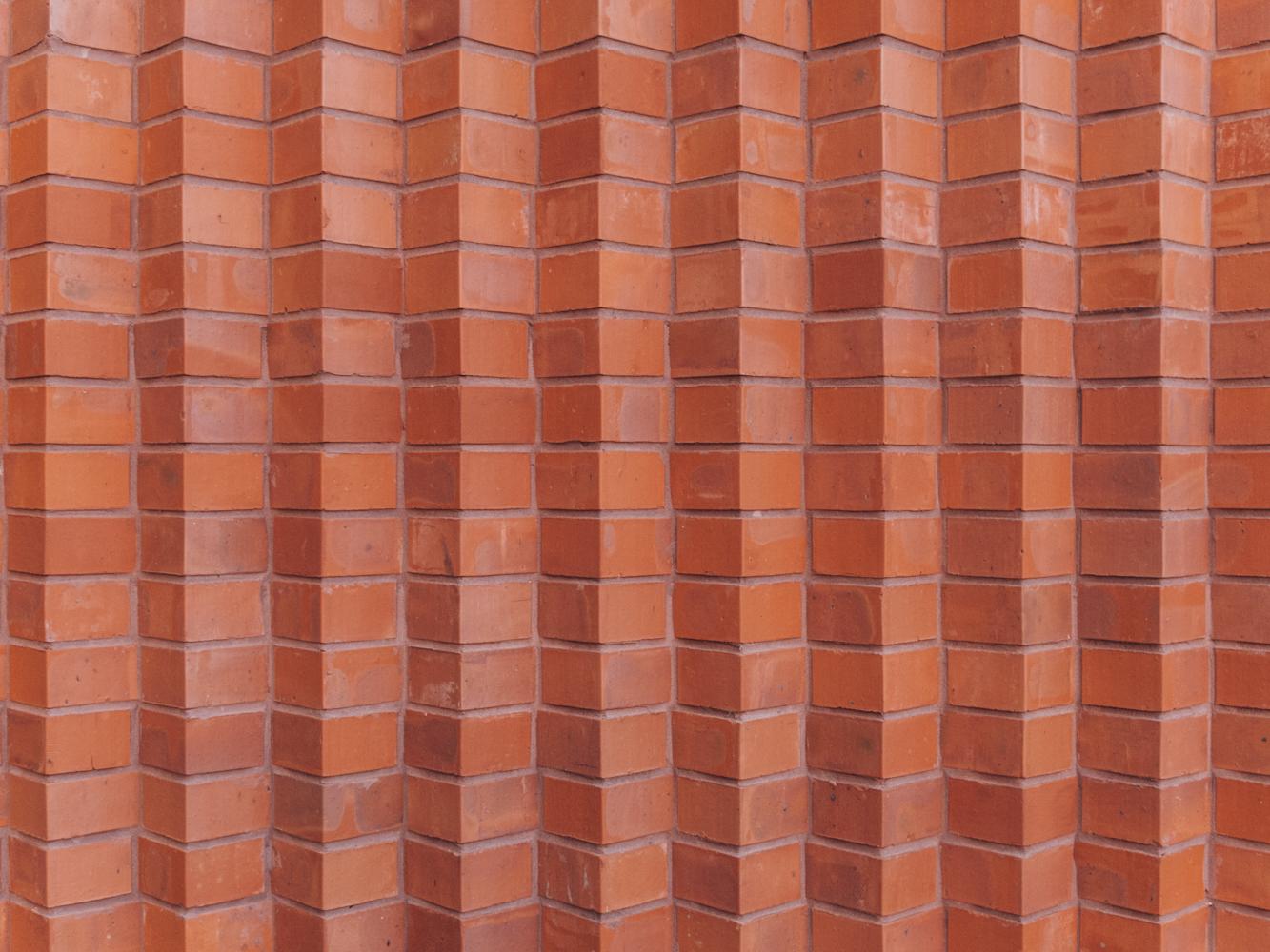 Haarkon Manchester Travel Visit England Sunshine Winter Museum Whitworth Art Gallery Brick Design