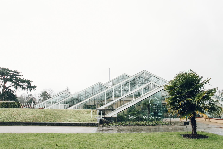 Haarkon Kew Gardens Conservatory Glasshouse Princess Wales Greenhouse