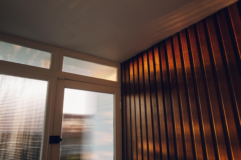 Haarkon 1950s Bridlington House Modernist Midcentury Design Architecture Building Seaside Home Interior Light Decor