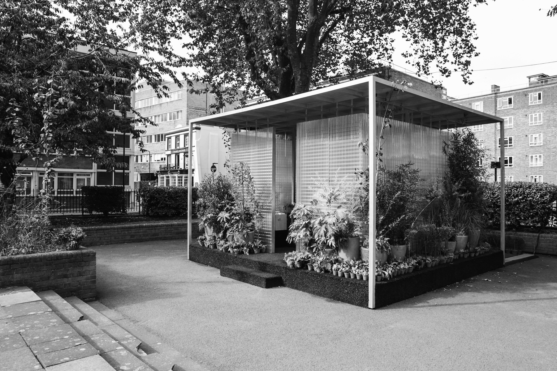 The Create Space for London Design Festival 2016.