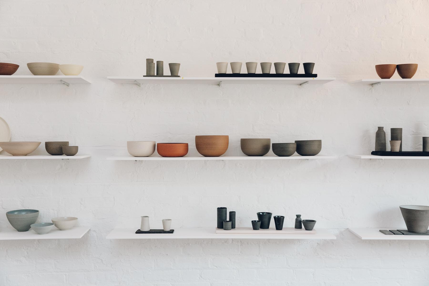 Luke Eastop and Jono Smart ceramics exhibition