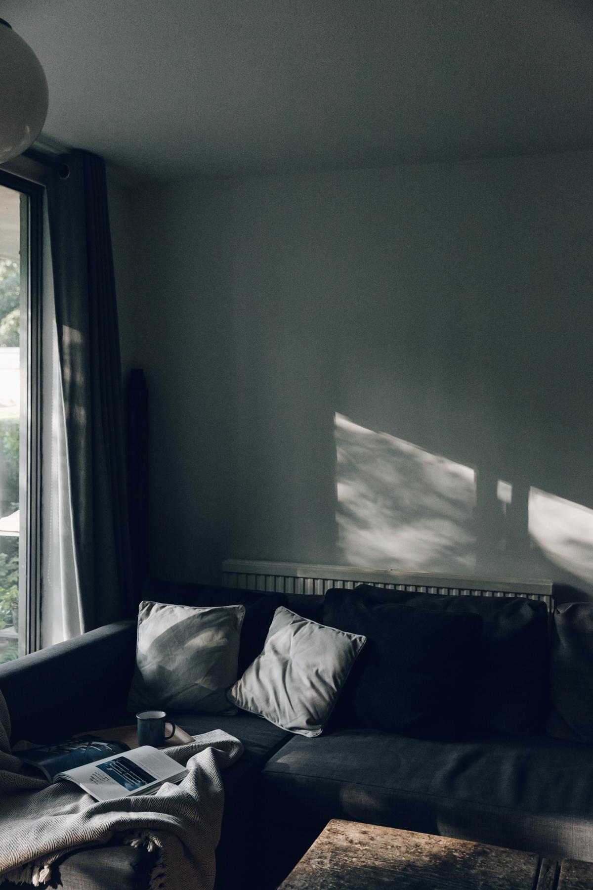 A cozy Sunday morning.