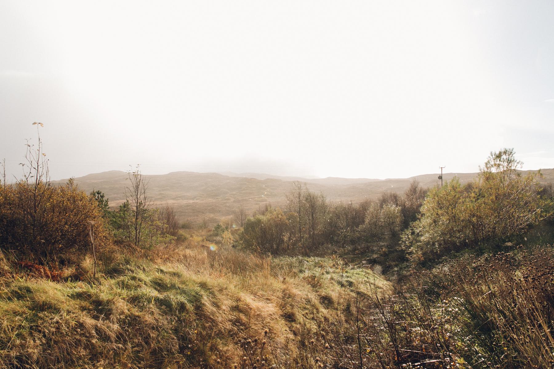 Wildlife Croft in Skye - a Scottish hideaway.