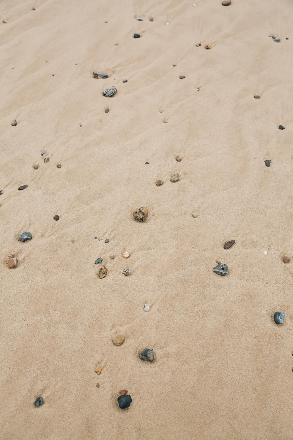 Beach textures.