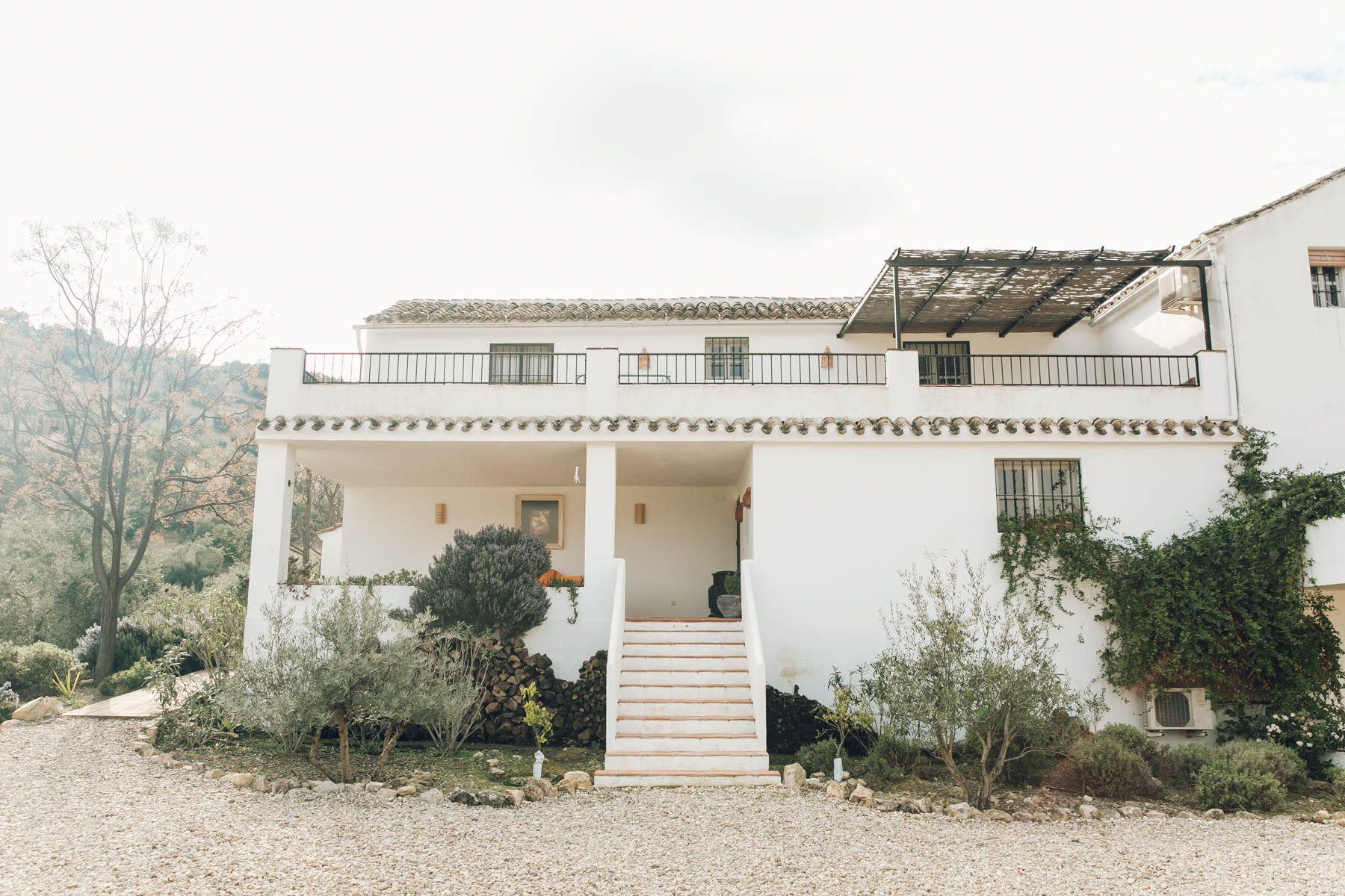 Our Spanish casa in Andalusia.