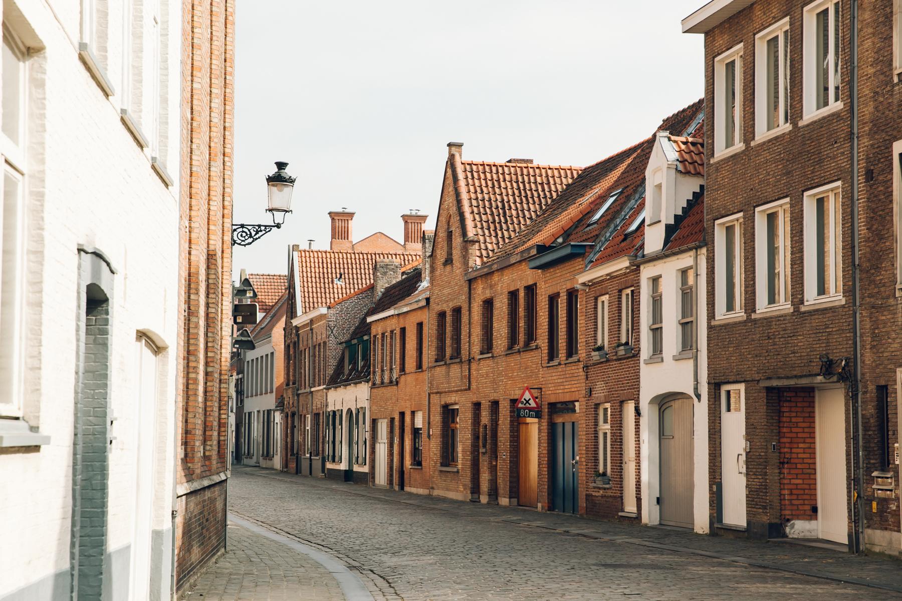 Exploring Bruges, Belgium.