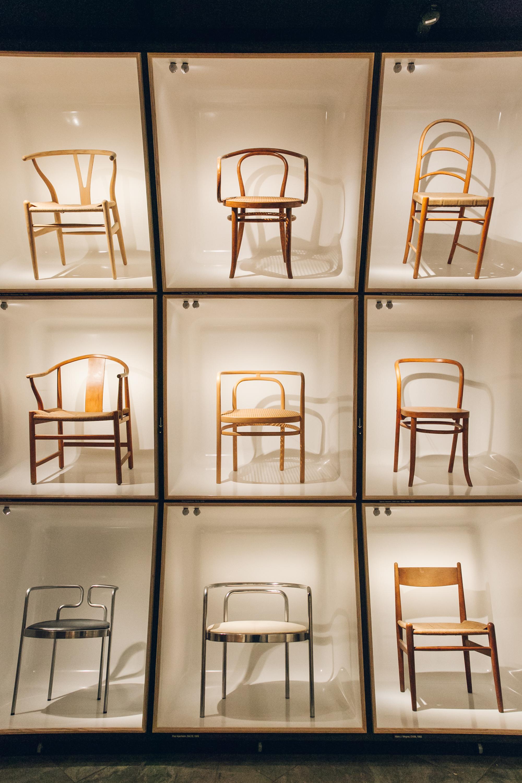 72 hours in Copenhagen - at the Design Museum.