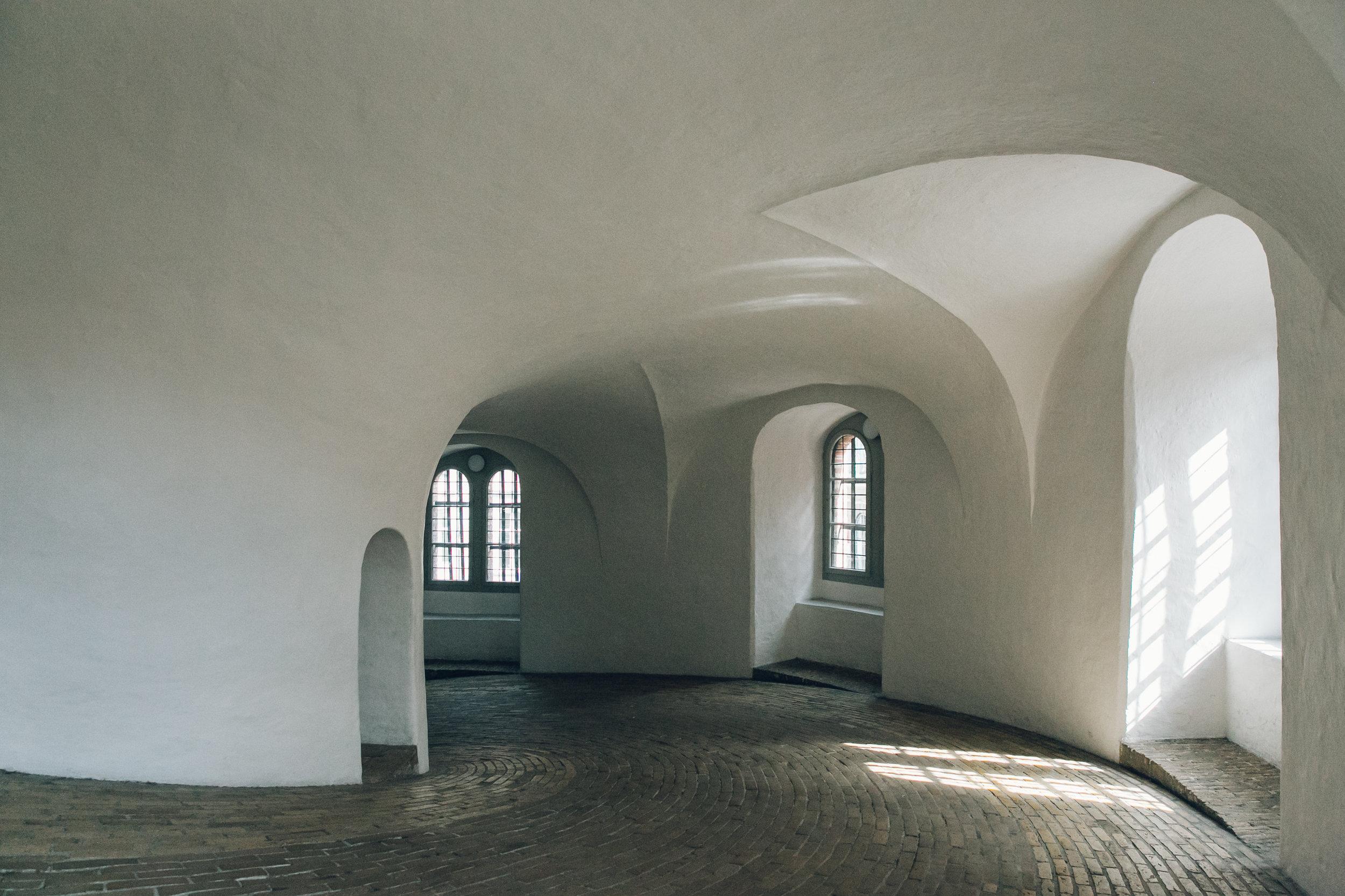 72 hours in Copenhagen - the Rundetarn.