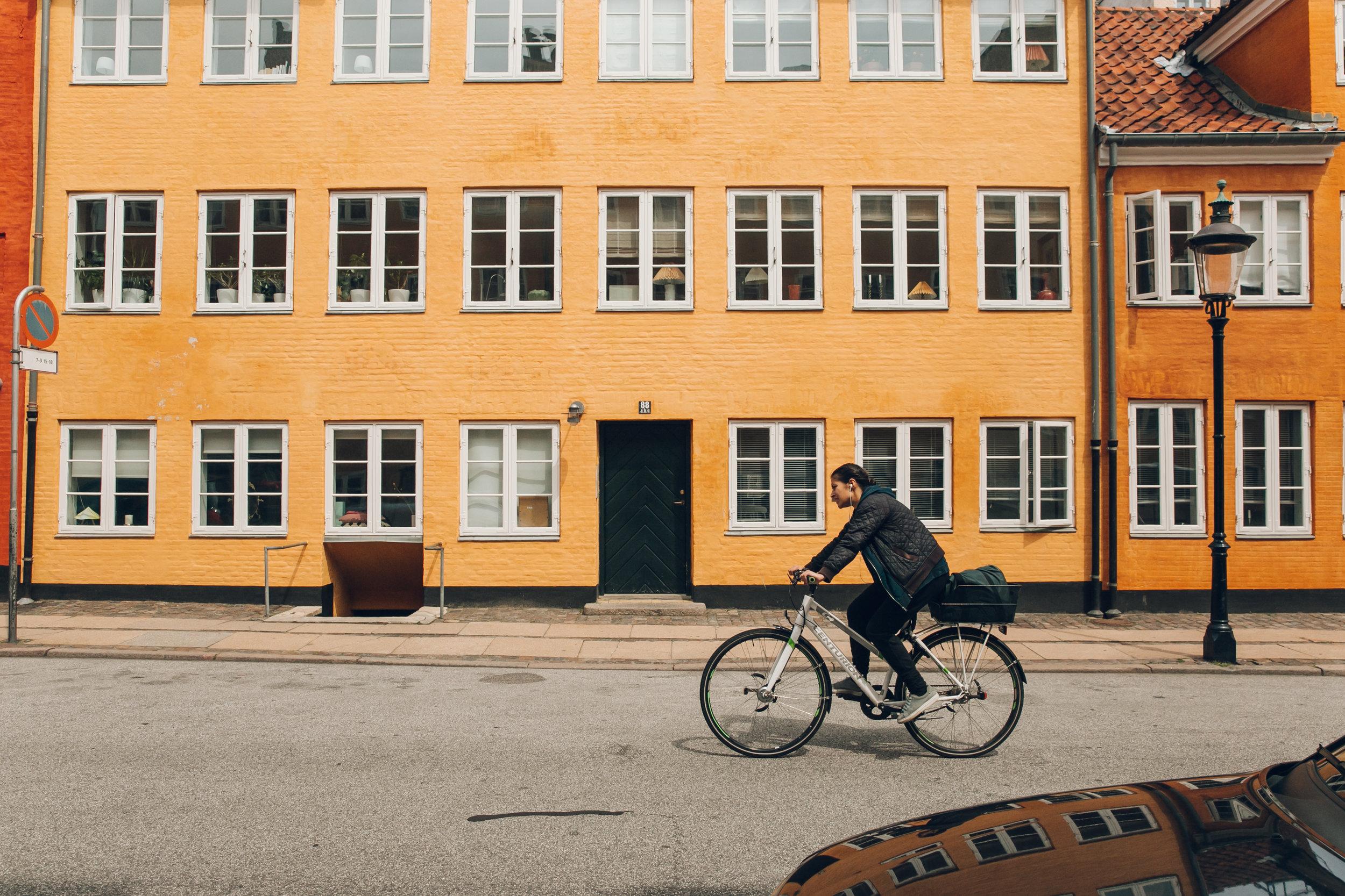 72 hours in Copenhagen.
