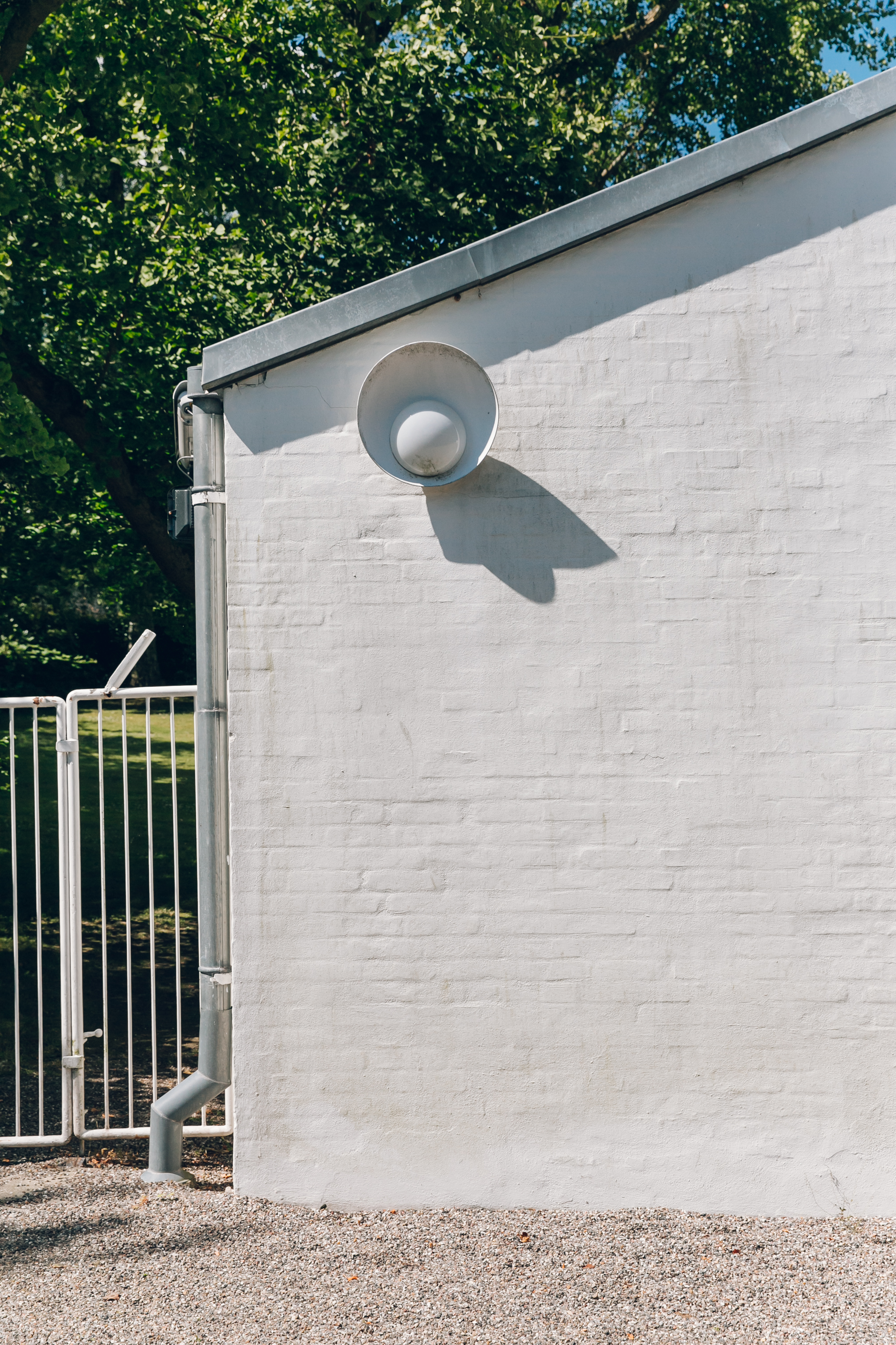 Outdoor Light Finn Juhl's House Copenhagen