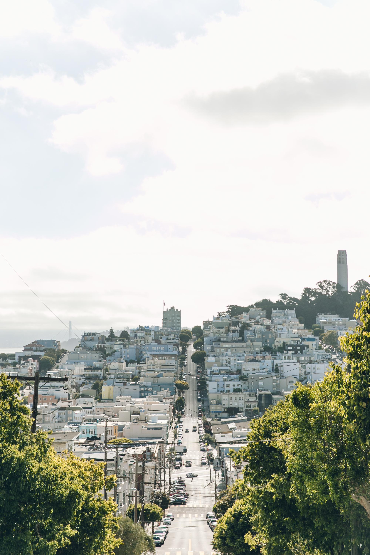 San Francisco Long Street