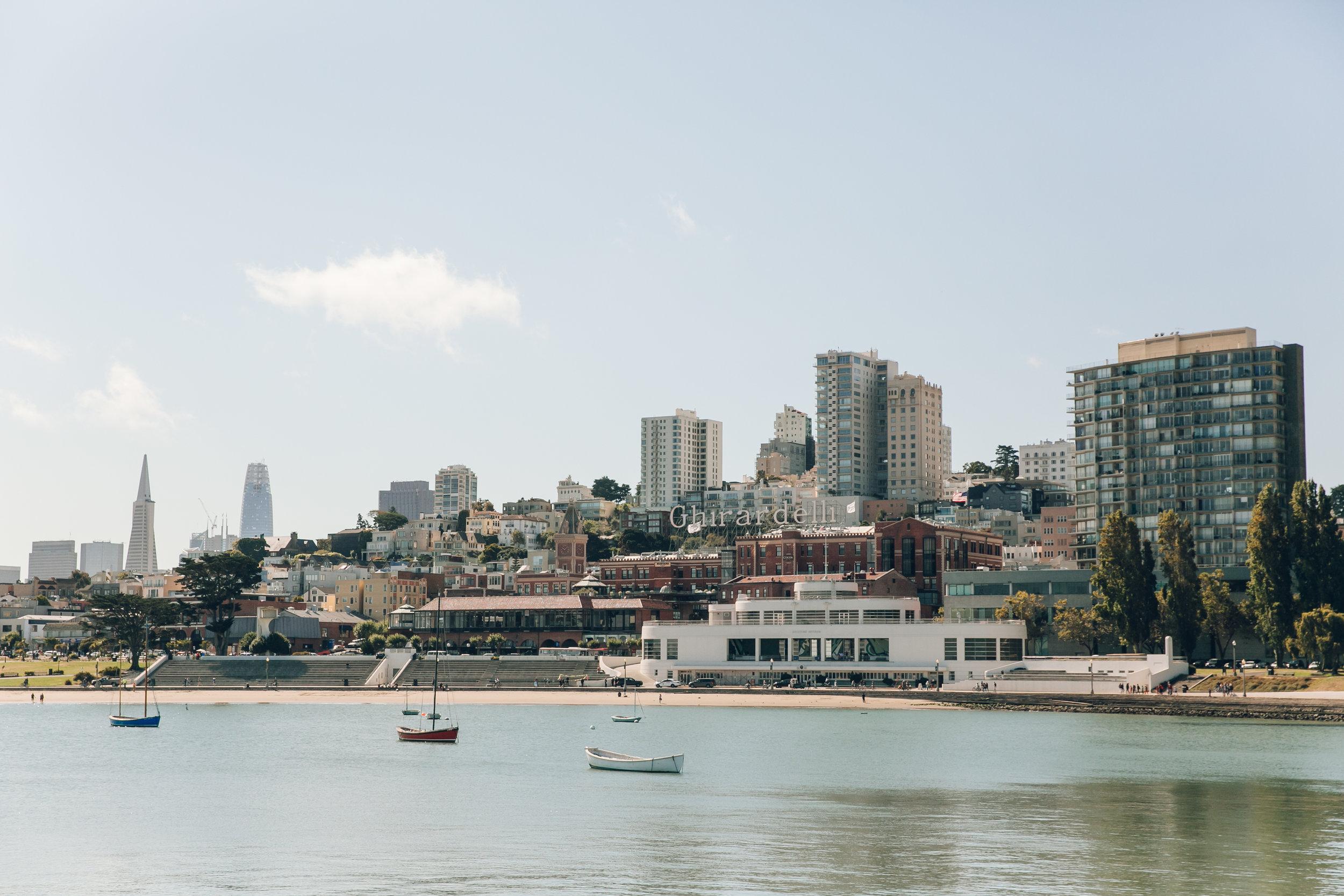 San Francisco Harbour