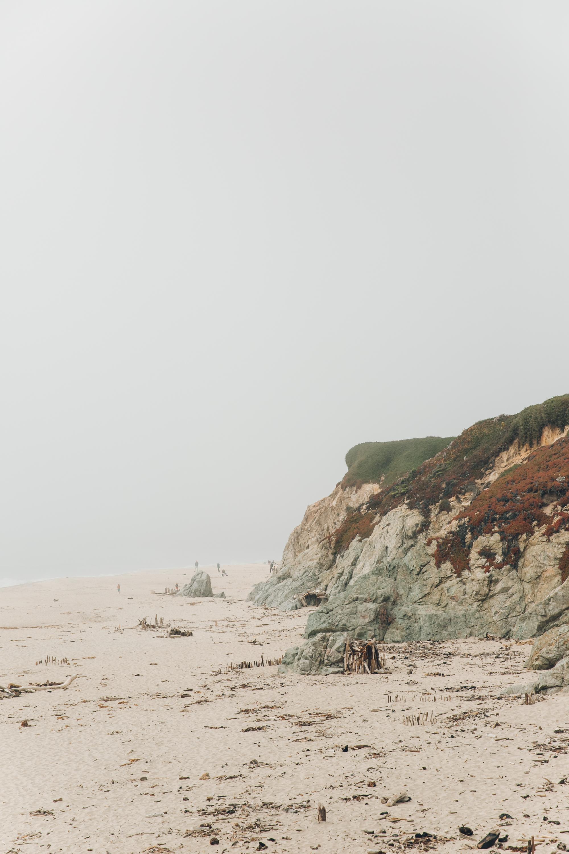 Big Sur Drive Route 1 California Beach