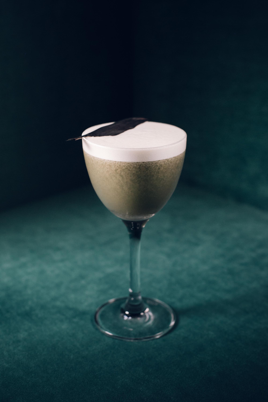 Cocktail menu at Public, a bar in Sheffield