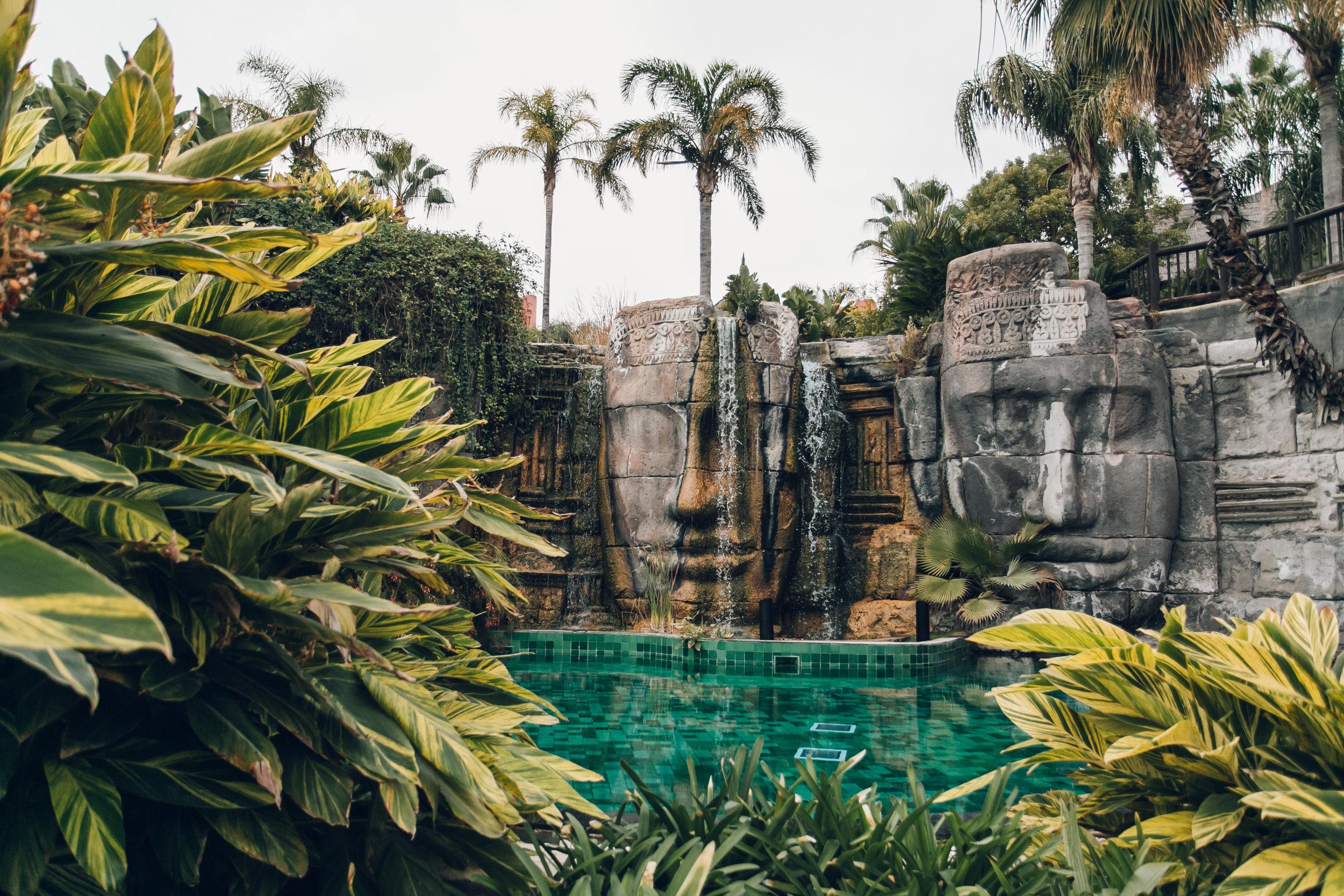 Asia Gardens Alicante Angkor