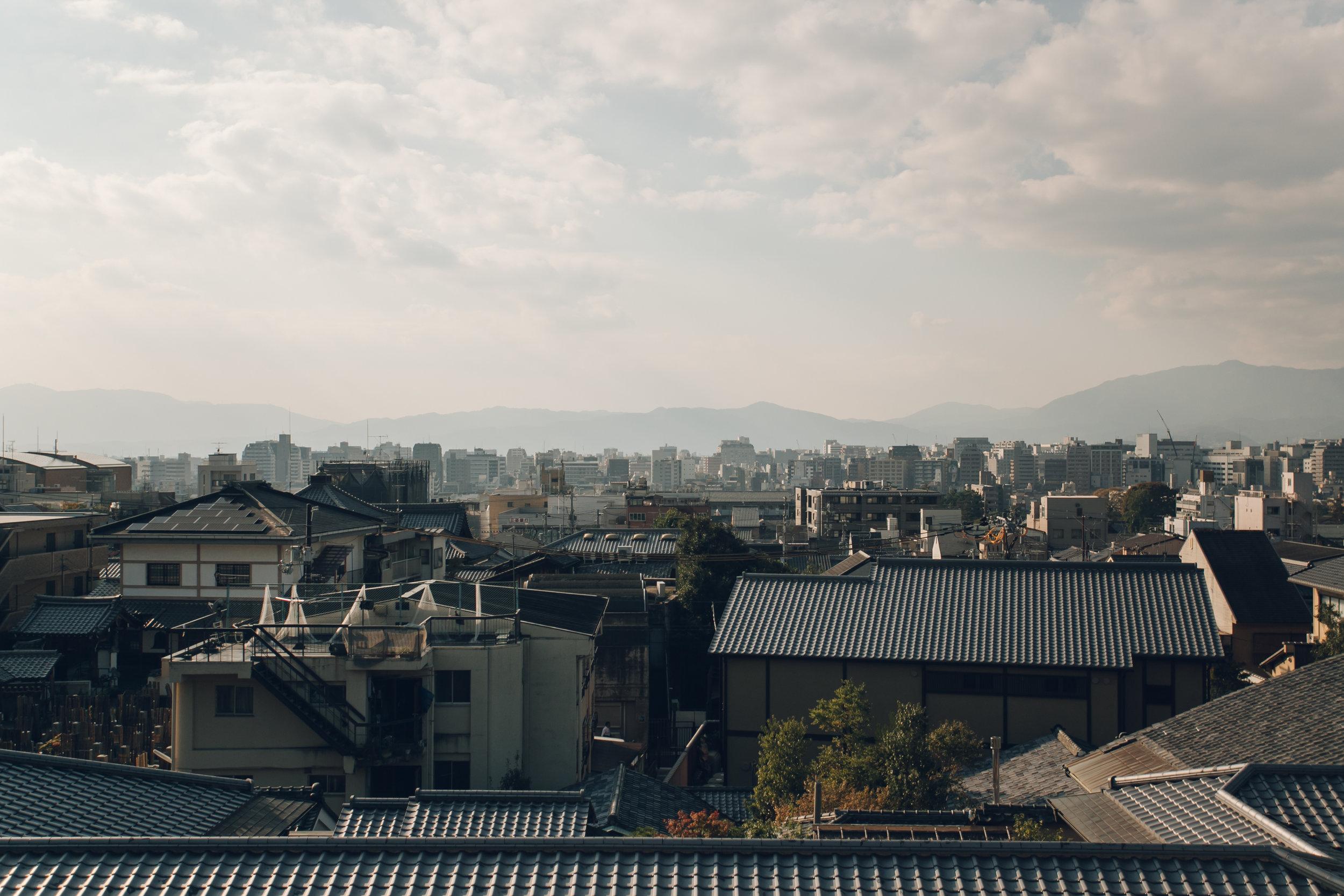 Concrete Airbnb in Kyoto - Haarkon in Japan.