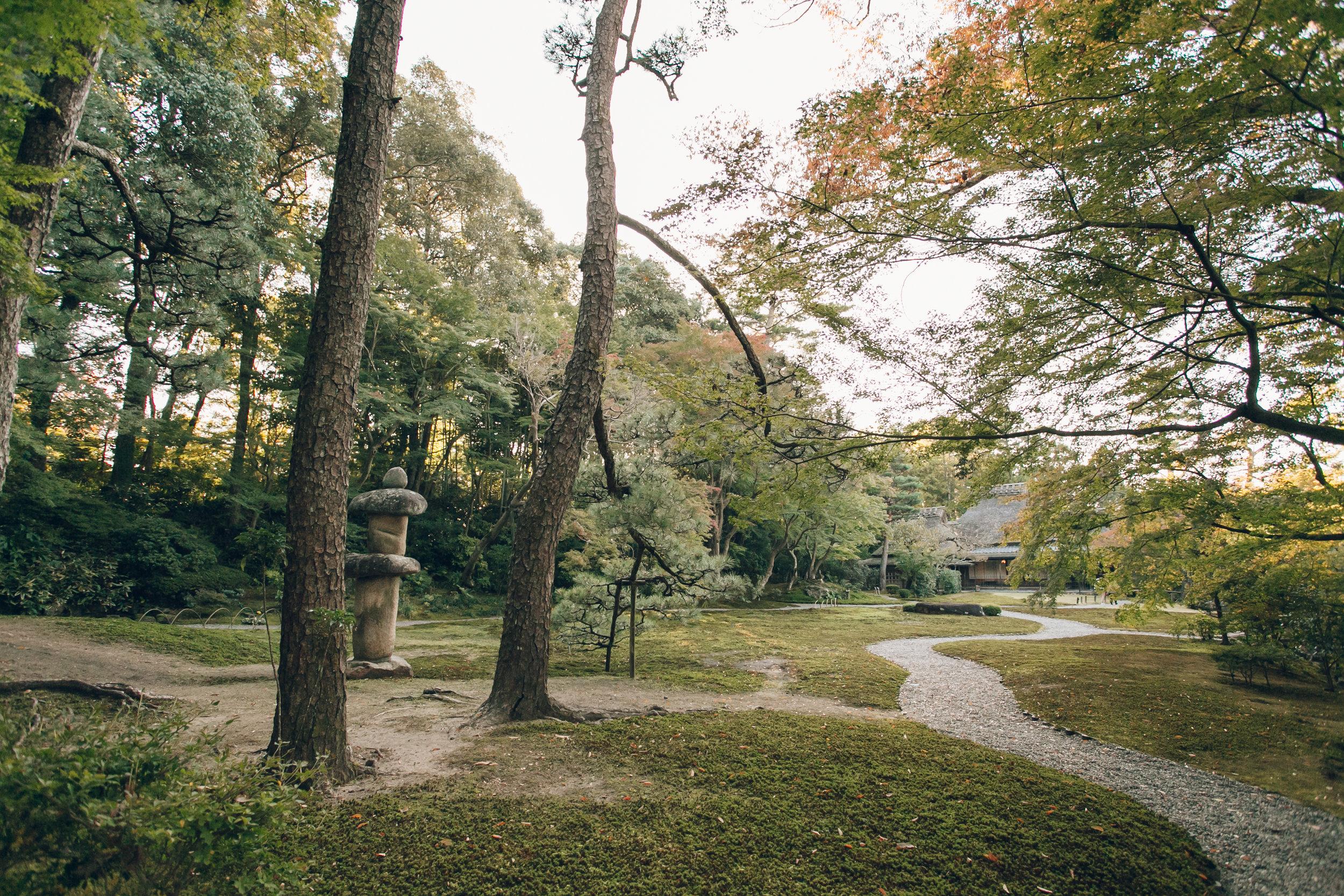 Haarkon in Nara, Japan