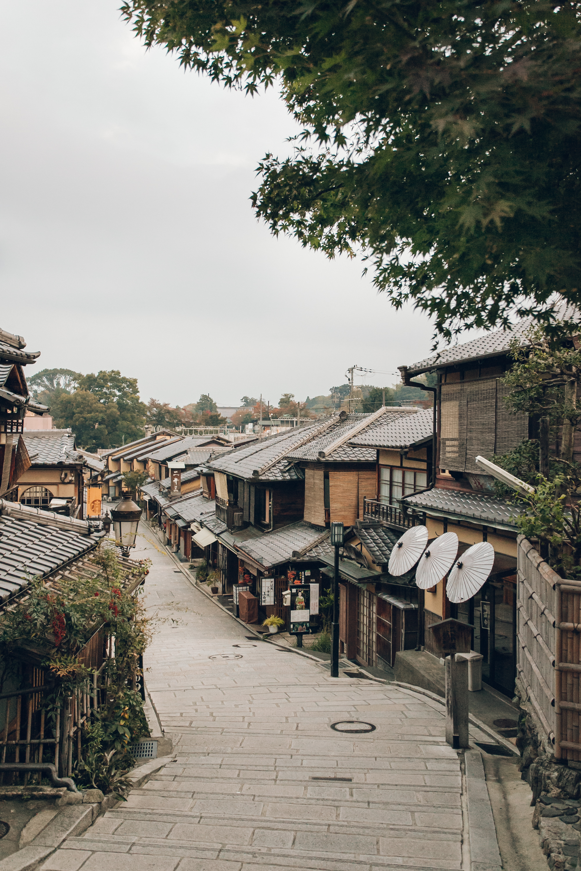 Haarkon in Kyoto, Japan