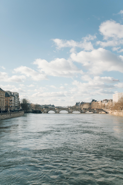 Paris in the Winter by Haarkon.
