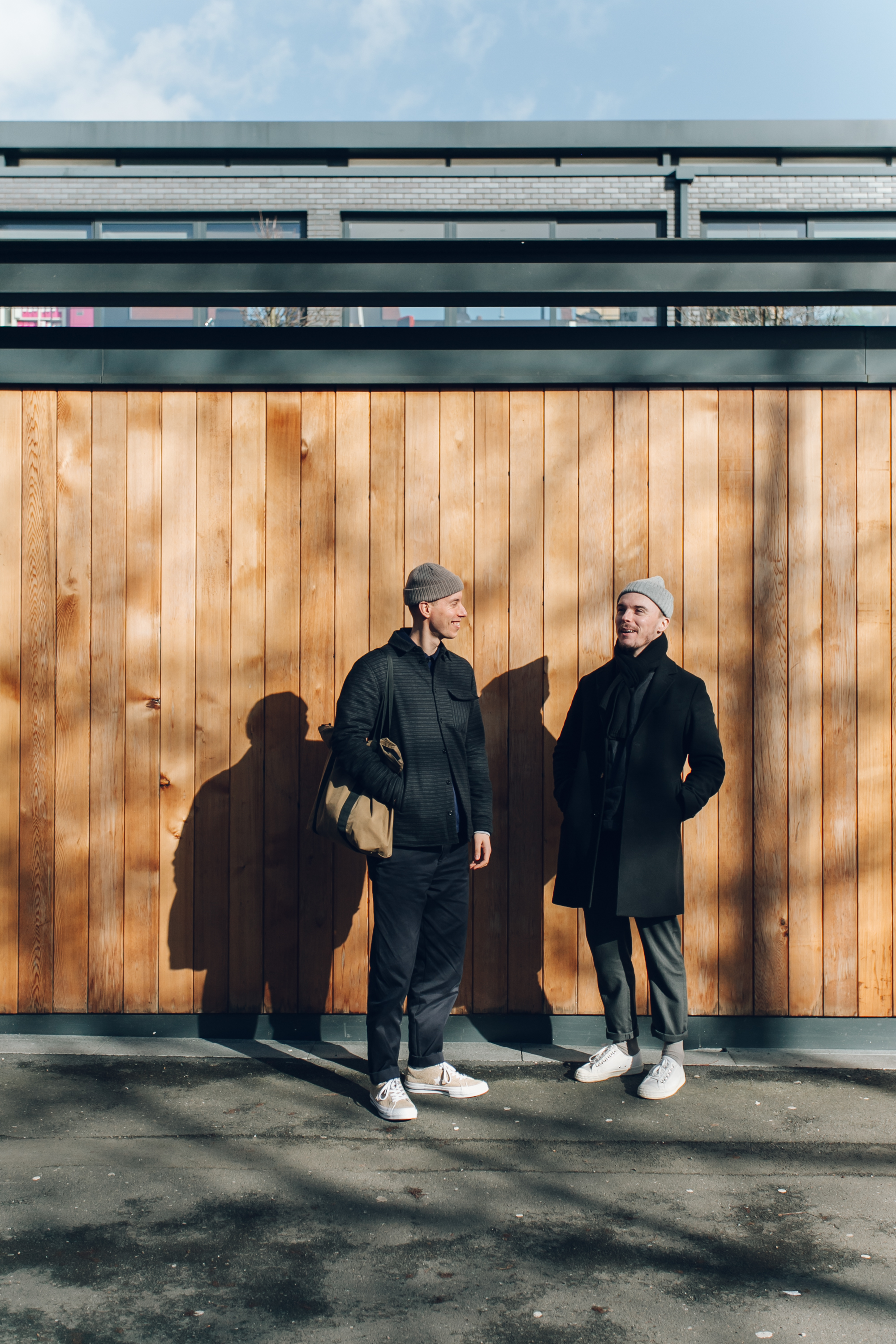 A Haarkon daytrip to Manchester with Mat Spade of Buckets and Spades blog and Dan Marc.