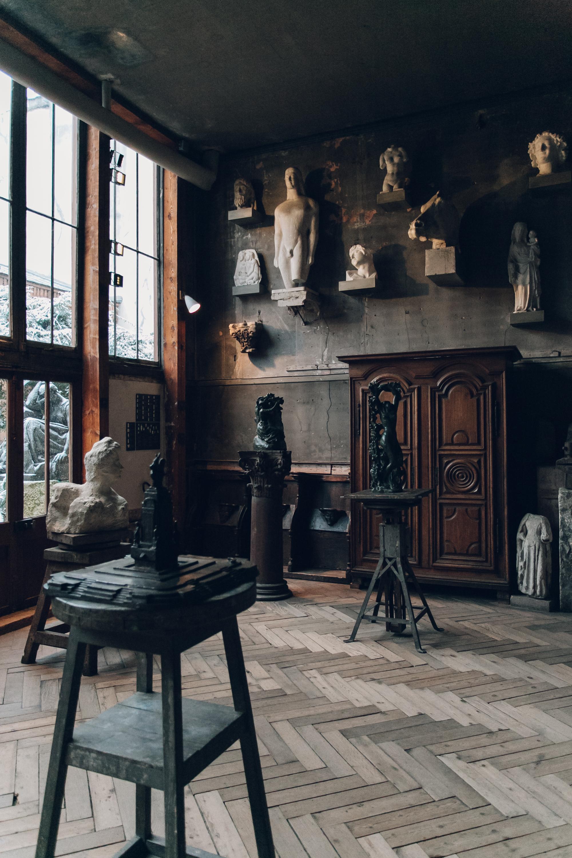 Musée Bourdelle in Paris by Haarkon.
