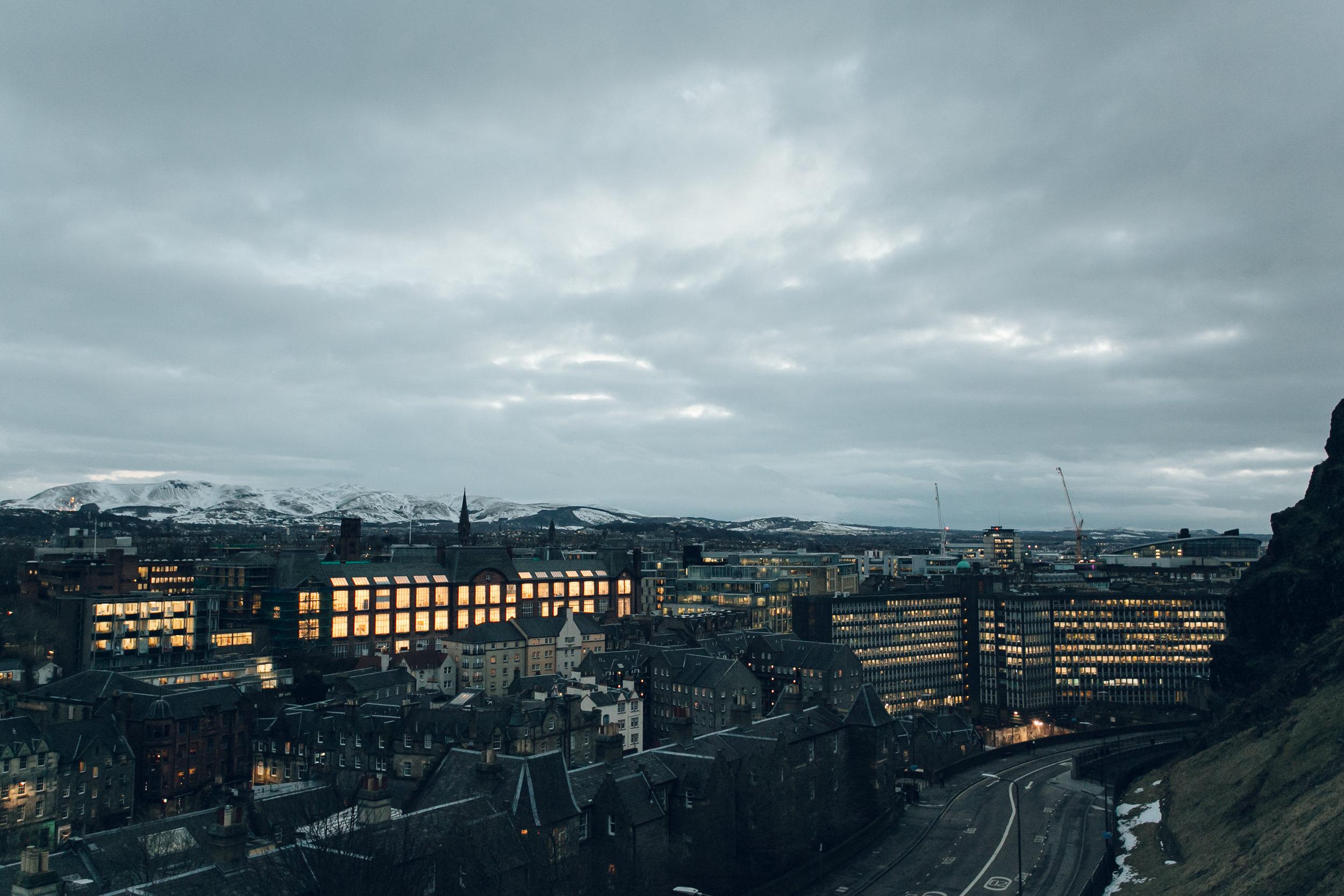 Edinburgh by Haarkon