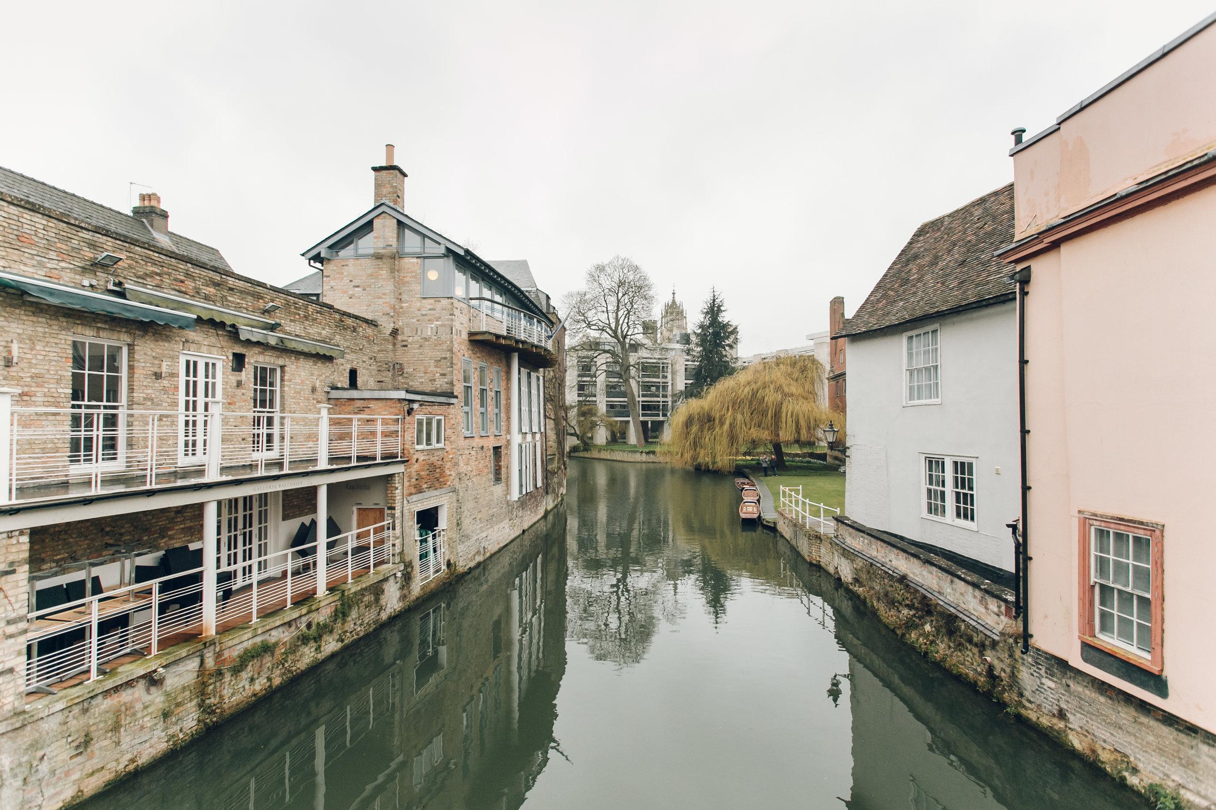 Cambridge (UK), photographed by Haarkon