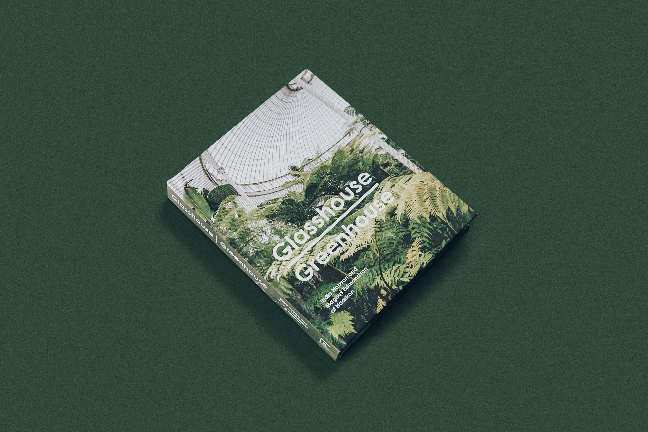 Glasshouse Greenhouse book by Haarkon.