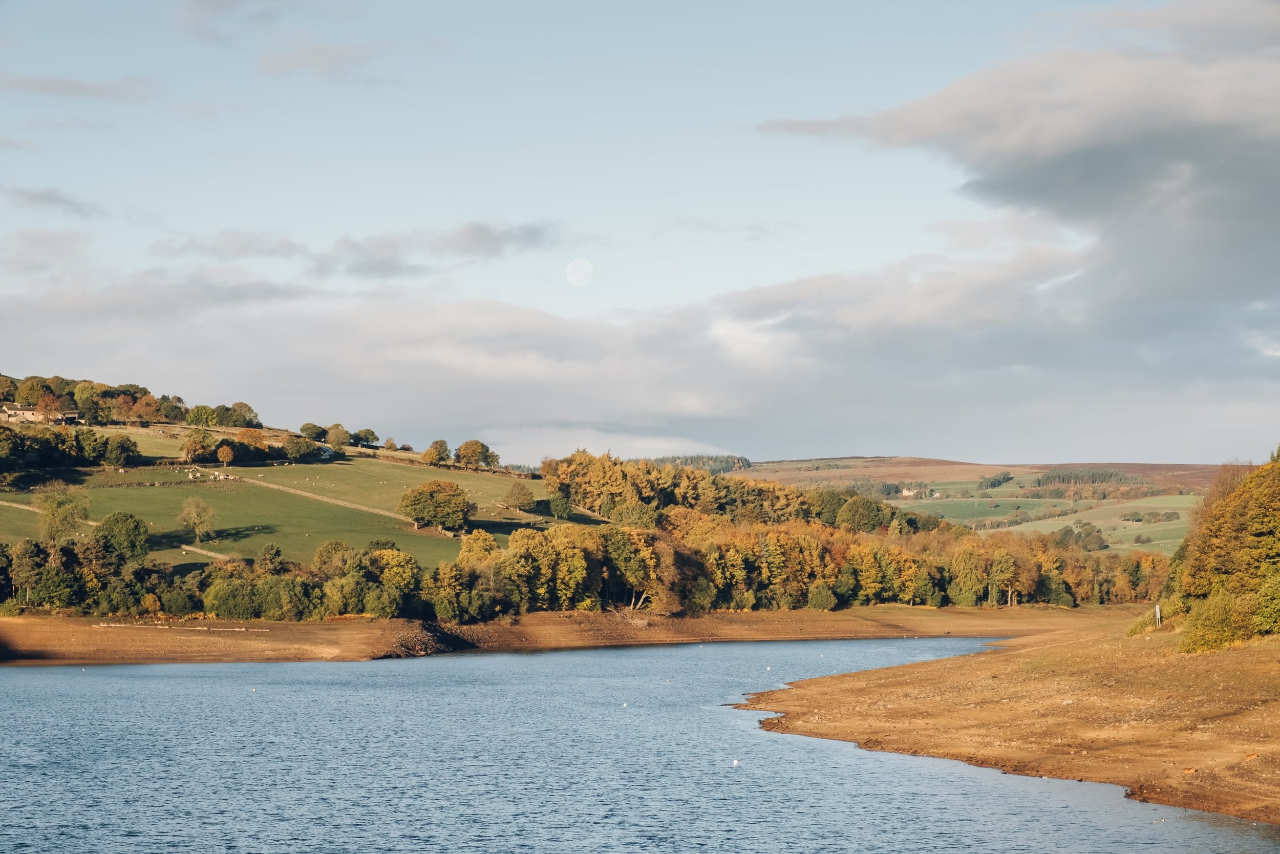 Autumn Colour in the Peak District by Haarkon