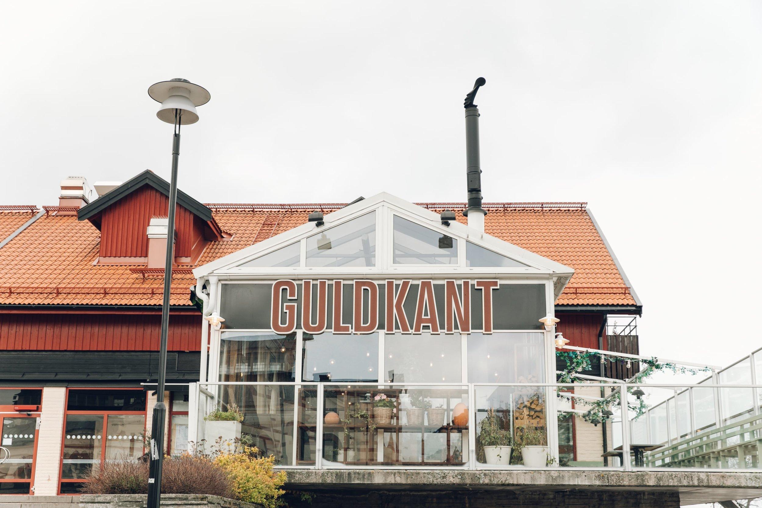 Guldkant in Västervik, Sweden by Haarkon